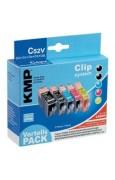 C52V kompatibilní inkoustová cartridge